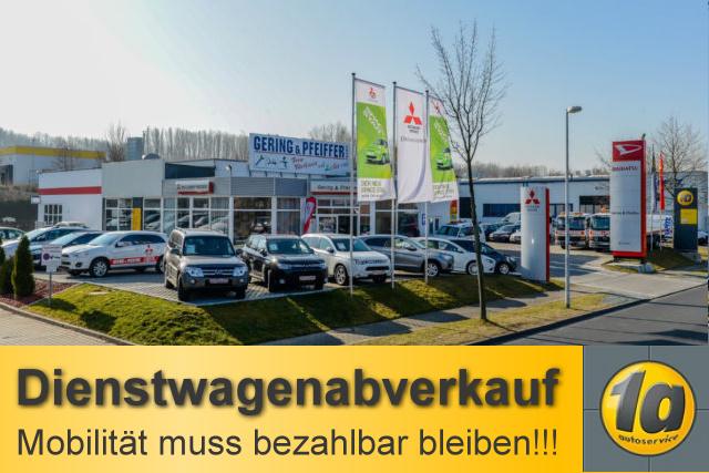 Dienstwagenabverkauf