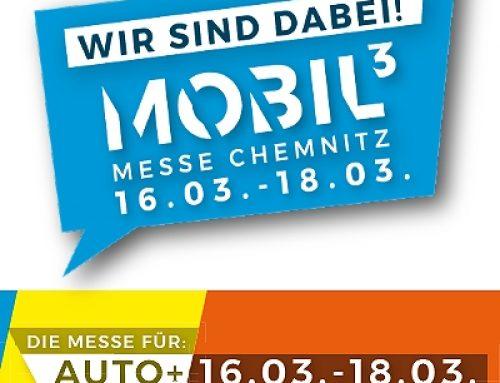 Mobil³ – Die neue Messe für Auto + Motorrad + Fahrrad