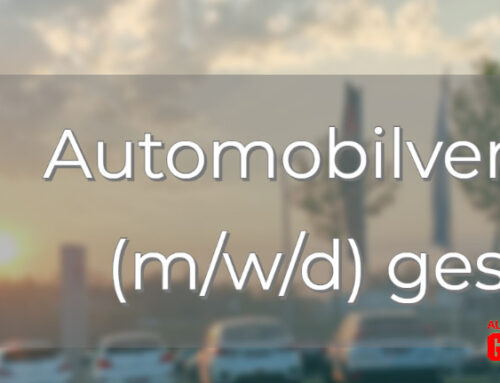 Automobilverkäufer (m/w/d) gesucht!